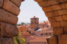 世界第八奇迹 埃斯科里亚尔修道院