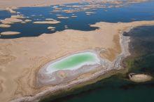 几乎无人知道水上雅丹藏着一个更美的翡翠湖