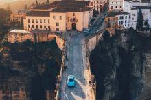 悬崖上的天空之城——西班牙隆达