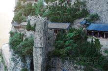 中国古代最险绝的军事堡垒--石勒寨