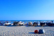 北海银滩   沙白滩长,适合四季来度假