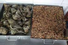 非洲能够吃到中国粽子