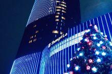 义乌|流光溢彩的香格里拉大酒店