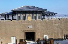 大秦帝国拍摄地,乌尔禾影视城。