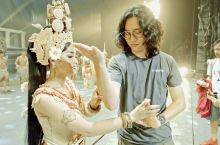 柬埔寨的舞台剧《吴哥王朝》,导演是中国人