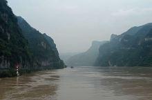 乘游轮,观长江三峡西陵峡