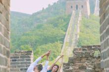 旅行 | 在长城上做瑜伽是怎样一种体验?