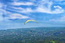 美娜多的滑翔伞~让你感受飞起来的感觉