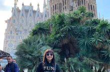 西班牙|在巴塞罗纳|打卡圣家族大教堂