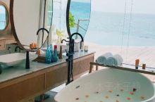 马尔代夫,推门就是面朝大海的快乐