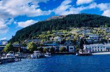 新西兰南岛自驾之秋天皇后镇码头