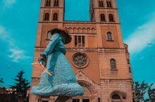 中国唯一的祝圣教堂:青岛圣弥厄尔大教堂
