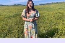 记者小姐姐带你到#乌兰布统#大草原走一走