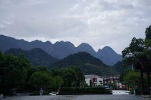 中国最美的五大峰林之一