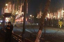 平湖环城东路夜景