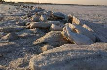 冬天的海边不错赞赞赞漂亮