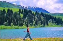唐布拉草原上的灵魂—仙女湖!
