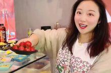 网红鲜炒大盘鸡!20多种小食随便吃~
