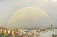 风雨之后见彩虹
