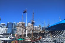 澳大利亚海事馆National Museum 自从花了几千万大装修后大概一两个月前重开并且暂时免费入