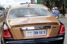 柬埔寨各种车型车牌宝石玉石