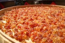 每年的桃胶,在冬日的季节,变换着品尝