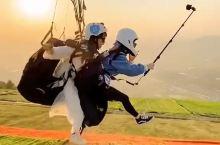 女神飞行节丨去黑麋峰滑翔伞,开启向往周末
