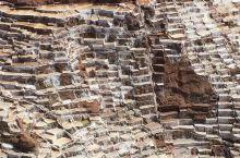 秘鲁的千年盐田