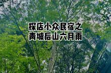青城后山你绝对没住过的小众民宿!