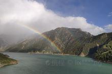 雨后见彩虹