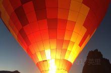 浪漫热气球,土耳其旅游推广的王牌
