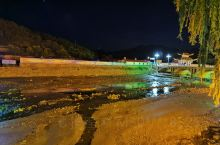 青龙县南河放水