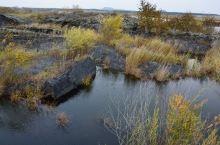 五大连池的温泊景区。