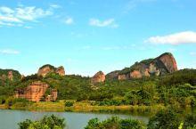 我在丹霞山