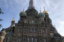 圣彼得堡 安静下来