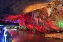 神奇隐水洞,十里水画廊