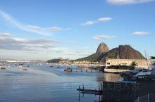 里约市景,远处面包山清晰可见。