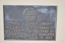 惠灵顿国家图书馆