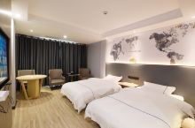 房间很好!值得一住!