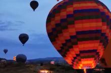 近距离感受土耳其热气球
