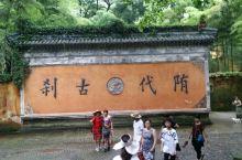 天台山景区内的一个景点,隋代建造的,免门票,非常不错