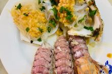 海鲜大餐,肥美螃蟹皮皮虾