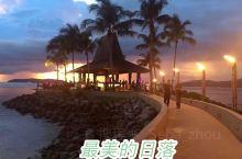 世界最美海滩|丹绒亚路海滩日落