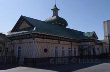 俄式火车站
