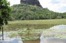 斯里兰卡的狮子岩