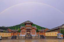 夏日晚风 雨后彩虹