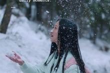 新疆|天山天池,画里水墨雪景色!