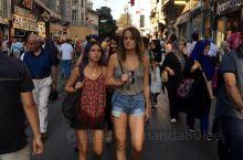 土耳其伊斯坦布尔街头