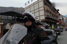 2021.4.6摩旅川藏线的朋友们从泸定出发,祝大家一路平安