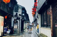 最美是西塘|烟雨长廊|河岸民宿|满眼的小吃  所谓活着的千年古镇,我觉得西塘是最能担任这个盛名的。景